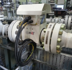 M&T 32 Beam Ultrasonic Meter
