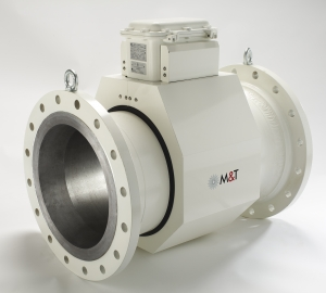 Metering & Technology - Products - Ultrasonic Flow Meters (DFX Series)