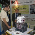 M&T exhibits at ADIPEC 2008
